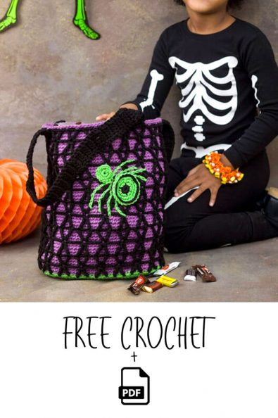 free-intermediate-crochet-spider-webby-bag